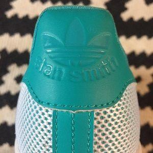 Adidas X Stan Smith primeknit Aqua turquoise